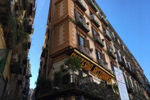Pizzeria Mattozzi, Neapel. Foto: Lothar Ruttner